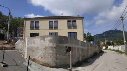 Stavba zoborskej fary (184/336)