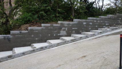 Stavba zoborskej fary (218/336)