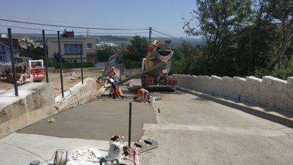 Stavba zoborskej fary (279/336)