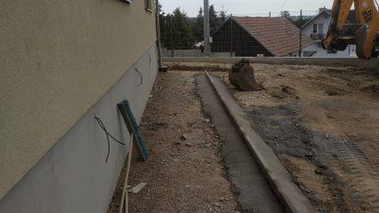 Stavba zoborskej fary (295/336)