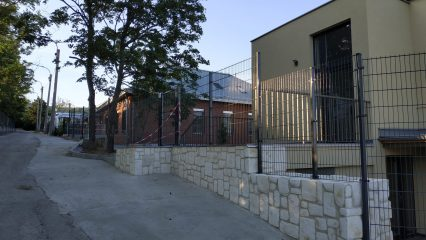 Stavba zoborskej fary (315/336)