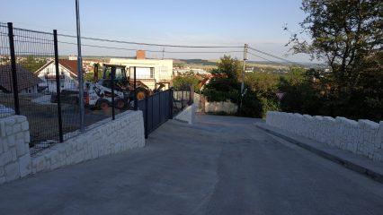 Stavba zoborskej fary (316/336)