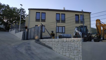 Stavba zoborskej fary (318/336)