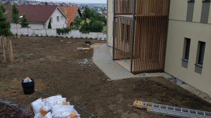 Stavba zoborskej fary (331/336)